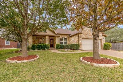 Austin Single Family Home For Sale: 16009 Braesgate Dr