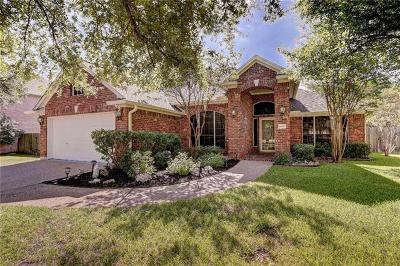 Round Rock Single Family Home For Sale: 16613 Cordillera Dr