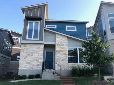 Austin Single Family Home For Sale: 1909 Tramson Dr #165