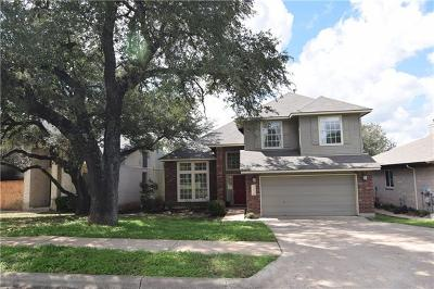 Hays County, Travis County, Williamson County Single Family Home For Sale: 8218 Nairn Dr