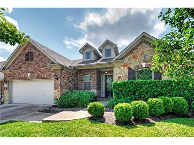 Travis County, Williamson County Single Family Home For Sale: 9617 Bundoran Dr