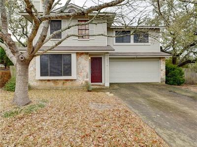 Travis County Single Family Home Pending - Taking Backups: 10214 Bilbrook Pl