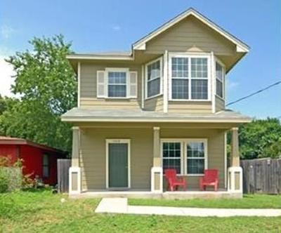 Single Family Home For Sale: 5408 Downs Dr