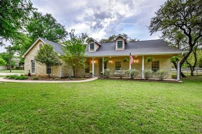Georgetown Single Family Home For Sale: 2016 Fountainwood Dr