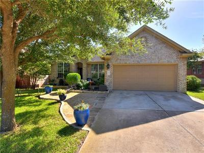 Leander Single Family Home For Sale: 2603 Tumbling River Dr