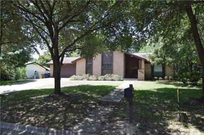 Austin Single Family Home For Sale: 2305 Lancaster Dr