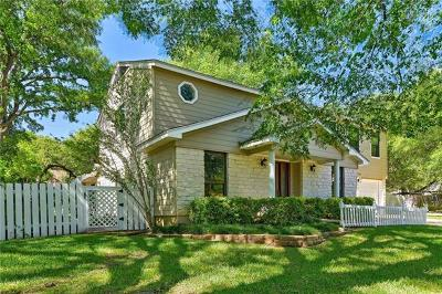 Austin Single Family Home For Sale: 13036 Silver Creek Dr
