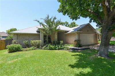 Pflugerville Single Family Home For Sale: 1208 Rocky Creek Dr