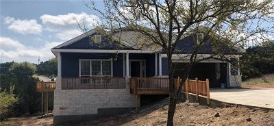 Lago Vista Single Family Home Pending - Taking Backups: 21202 Mount View Cir
