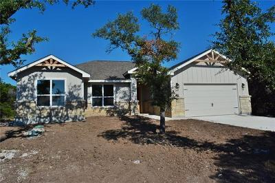 Canyon Lake Single Family Home For Sale: 1264 Desiree St