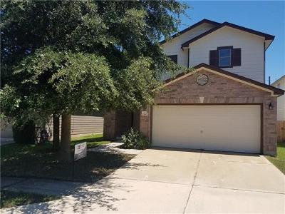 Austin Single Family Home Pending - Taking Backups: 6720 Derby Downs Dr