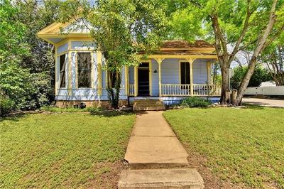 Austin Single Family Home Pending - Taking Backups: 910 E 14th St