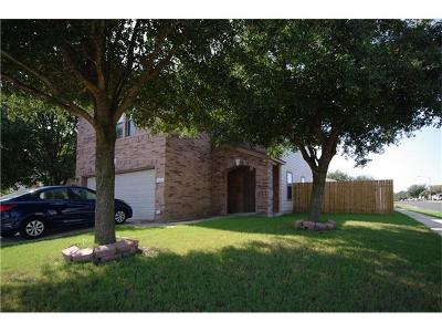 Travis County Single Family Home For Sale: 8600 Claude Ct
