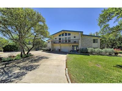 Leander Single Family Home For Sale: 16816 Trails End Cv