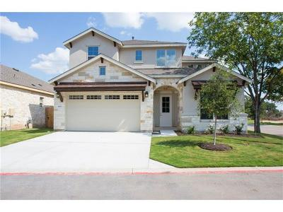 Round Rock Single Family Home For Sale: 4539 Katherine Dr #202