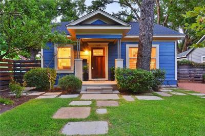 Single Family Home For Sale: 1618 Garden St