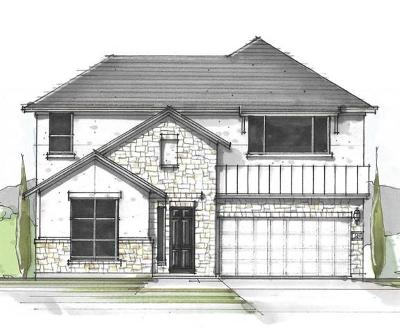 Cedar Park Single Family Home For Sale: 2907 Zelma Dr