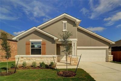 Single Family Home For Sale: 609 American Trail