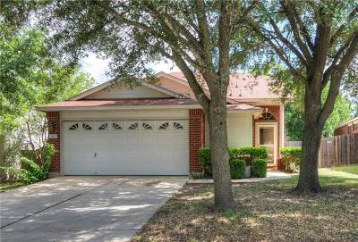 Pflugerville Single Family Home For Sale: 1112 Coaches Xing