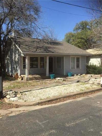 Single Family Home For Sale: 3402 Grooms St