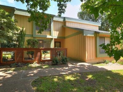 Austin Condo/Townhouse For Sale: 9526 Quail Village Ln