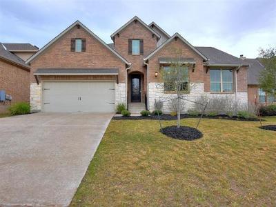 Austin Single Family Home For Sale: 205 Venice Cv