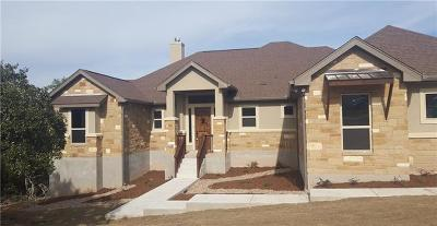 New Braunfels Single Family Home For Sale: 263 Legacy Hls