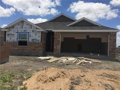 Hutto TX Single Family Home For Sale: $252,882