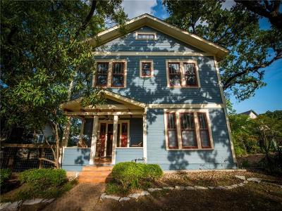 Austin Single Family Home For Sale: 705 Highland Ave