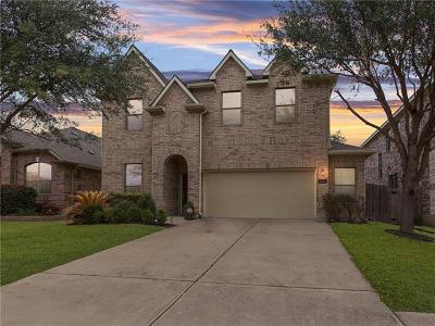 Cedar Park TX Single Family Home For Sale: $405,000