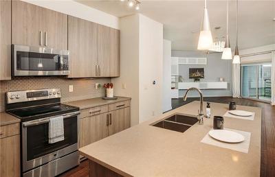 Austin Condo/Townhouse For Sale: 3600 S Lamar Blvd #502