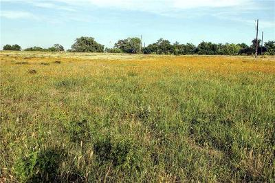 Lockhart Residential Lots & Land For Sale: 4210 Old McMahan Rd Rd