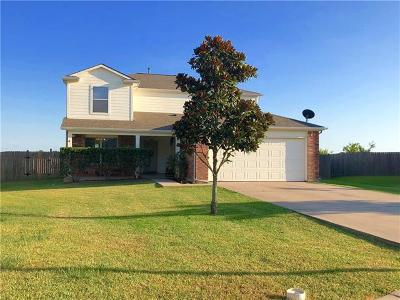 Elgin Single Family Home For Sale: 14401 Little Eagle