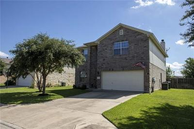 Georgetown Single Family Home For Sale: 1601 Watercrest Dr