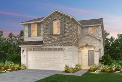 Pflugerville Single Family Home For Sale: 5610 Wolf Pack Dr