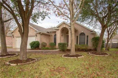 Hays County, Travis County, Williamson County Single Family Home For Sale: 2922 Sussex Gardens Ln