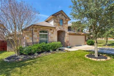 Round Rock Single Family Home For Sale: 112 Phil Mickelson Ct