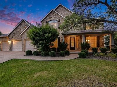 Austin Single Family Home Pending - Taking Backups: 12116 Azure Shores Ct