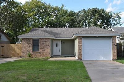 Georgetown Single Family Home For Sale: 205 Raintree Dr