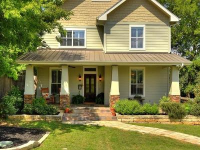 Leander Single Family Home Pending - Taking Backups: 17009 E Darleen Dr #4