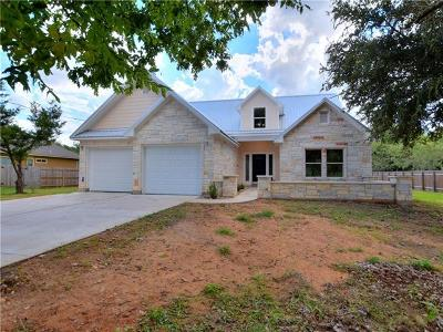 Bastrop Single Family Home Pending - Taking Backups: 165 Kalalea Ln