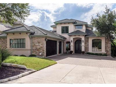 Travis County Single Family Home Pending - Taking Backups: 2300 Barton Creek Blvd #34