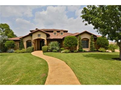 Cimarron Hills Single Family Home For Sale: 102 Hammer Stone Cv