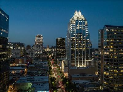Austin Condo/Townhouse For Sale: 200 Congress Ave #19B