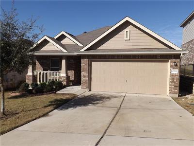 Hays County, Travis County, Williamson County Single Family Home For Sale: 10208 Copper Ridge Cv