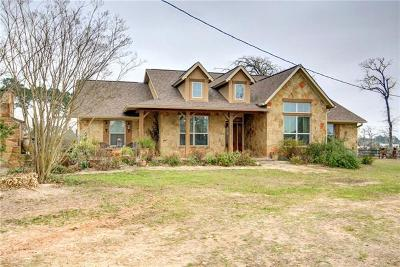 Single Family Home For Sale: 162 Hook Em Horns Dr
