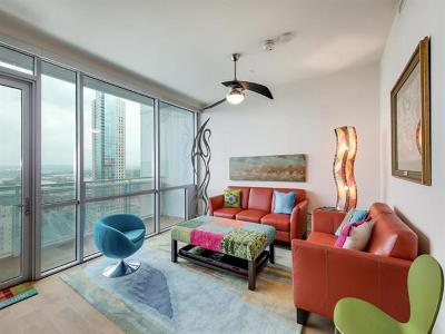 Austin Condo/Townhouse For Sale: 222 West Ave #1808
