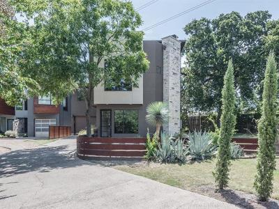 Travis County Single Family Home For Sale: 1909 W 30th St