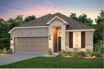 Hutto Single Family Home For Sale: 1010 McCormick Cv
