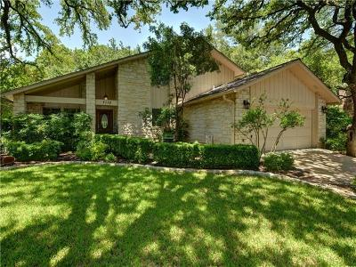 Single Family Home For Sale: 7110 Fireoak Dr